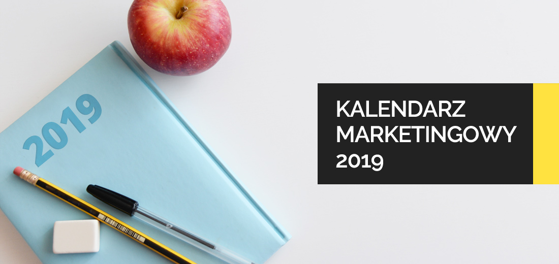 kalendarz marketingowy 2019